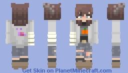 Jesse 2 Minecraft Skin