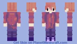 Remastered Grian Minecraft Skin