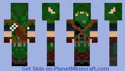 elven archer Minecraft