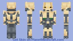 General Grievous Minecraft Skin