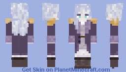 Griffith from Berserk Minecraft Skin