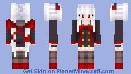Grim Aloe 「グリム・アロエ」 Minecraft Skin