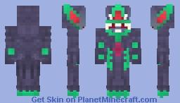 Grimmsnarl Minecraft Skin