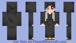The Reaper Minecraft Skin