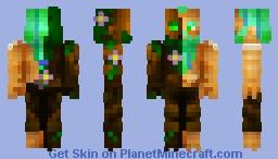 Чернобыльский огурец Гриша   Chernobyl cucumber Grisha Minecraft Skin
