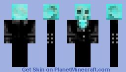 ghost rider spirit of justice v.2 Minecraft Skin
