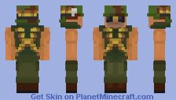 Grunt Minecraft Skin