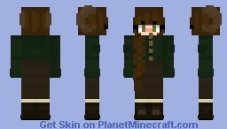 ~>g0at Minecraft Skin
