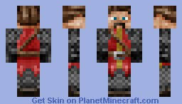 Guard/Knight skin 2 (Remastered!) Minecraft