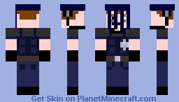 batman Arkham Asylum (Arkham Guard) Minecraft
