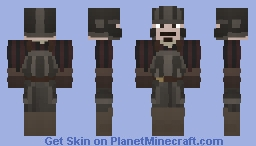 Guardsman Minecraft Skin