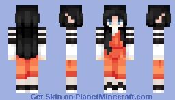 Gudrun Lavenhart, child [Hapel.pl] Minecraft Skin