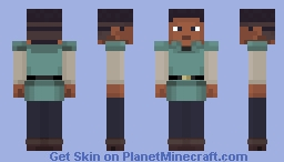 [The Owl House] Gus Porter (Casual) Minecraft Skin