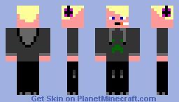 Brad the guy Minecraft Skin