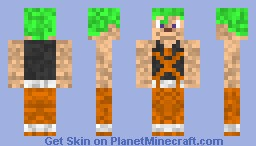 Aaron Minecraft Skin