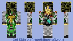 Epic Hunter (Detailed) Minecraft Skin