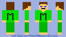 MINECRAFT PAJAMA'S Minecraft Skin