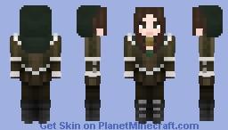 Cynthia (Witcher) (FRP) Minecraft Skin