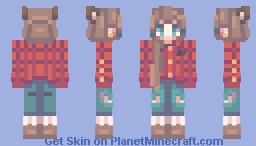 c o u n t r y s i d e / / S T 🌆 Minecraft Skin