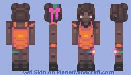 n e o n d r o p 🪐 Minecraft Skin