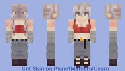"""summer sweaters """"remake"""" Minecraft Skin"""