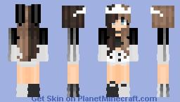 baddie Skin Minecraft Skin
