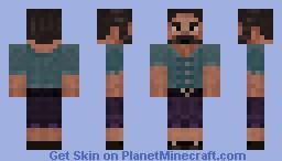 h1pm0n Minecraft Skin