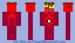 Cahgu, The caflak war general [Colonization Series] Minecraft Skin