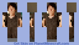 Picture Of Todd Howard Minecraft Skin