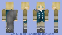 H.A.K.U 2 Minecraft Skin