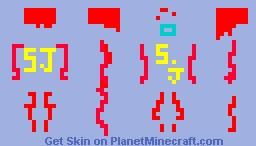Error skin Minecraft Skin