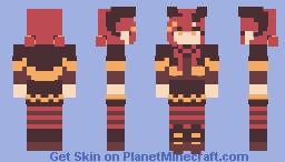 Popular Skin : ৲、🎃halloween re-shade contest! ハロウィン