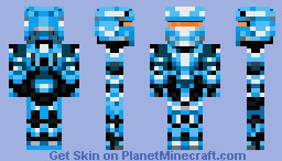 Halo Skins Minecraft Collection - Skins para minecraft pe halo