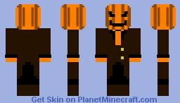 Handsome Horseman Minecraft Skin