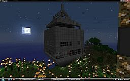 Hanging House Minecraft Map & Project
