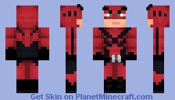 Giant-Man // Hank Pym Minecraft Skin