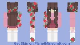 ♡ HannahxxRose ♡ Minecraft Skin