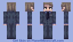 Hannibal Lecter - Hannibal NBC Minecraft Skin