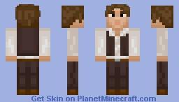Han Solo Minecraft