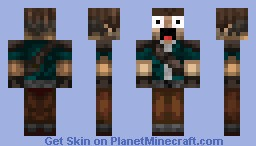 Survival Keralis Minecraft Skin