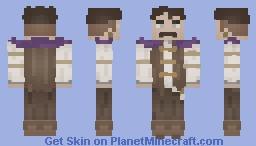 [X]LoTC: Harren's Noble Skin Minecraft Skin