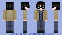 Battle of Hogwarts - Harry Minecraft Skin