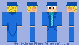 Harry Minecraft Skin