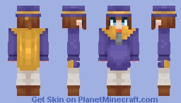 dancin' is what to do Minecraft Skin