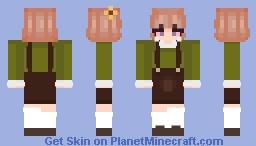 compost in training Minecraft Skin