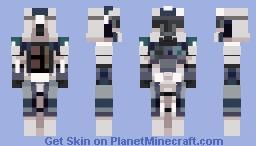 Havoc Minecraft Skin