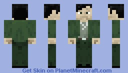 Hawkeye Pierce Minecraft Skin