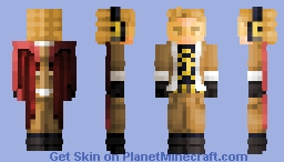 Hawks / Keigo Takami (My hero academia) Minecraft Skin
