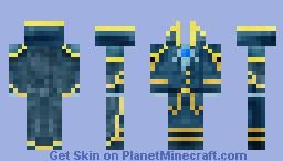 Headless Horseman (Halloween Skin) Minecraft