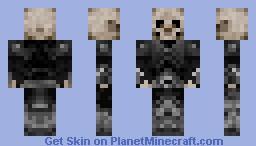 Headless Horseman Minecraft Skin